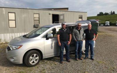 EZ Pipe Wraps Operations Team at PA Office